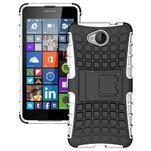 Outdoor odolný obal na mobil Microsoft Lumia 650 - biely - 1/5