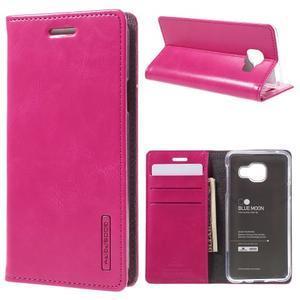 Mercury peňaženkové puzdro na Samsung Galaxy A3 (2016) - rose - 1