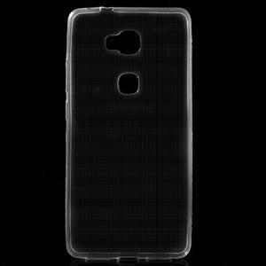 Transparentný ultratenký slim gélový obal pre Honor 5X - 1