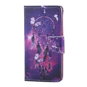 Knížkové puzdro pre mobil Honor 5X - lapač snov - 1