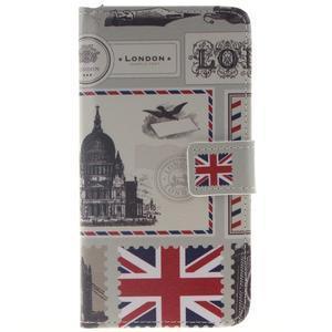 Peněženkové pouzdro pro mobil Honor 5X - Velká Británie - 1