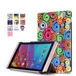 Třípolohové pouzdro na tablet Huawei MediaPad M2 8.0 - vortex - 1/7