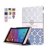 Trojpolohové puzdro na tablet Huawei MediaPad M2 8.0 - lorem ipsum - 1/7