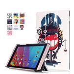 Třípolohové pouzdro na tablet Huawei MediaPad M2 8.0 - pulp - 1/7