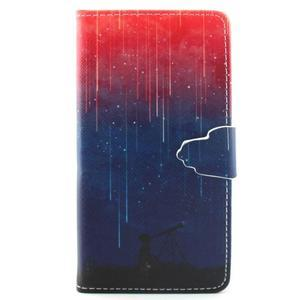 Emotive pouzdro na mobil Huawei P8 Lite - meteory - 1