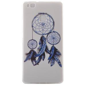 Ultratenký gelový obal na Huawei P9 Lite - dream catcher - 1