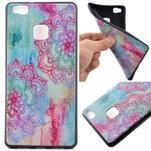 Softy gelový obal na mobil Huawei P9 Lite - lotus - 1/5