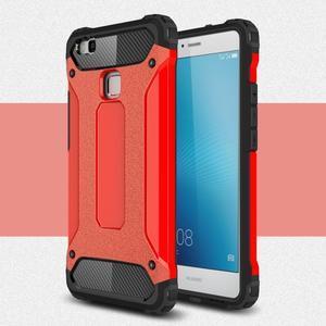 Extreme outdoor obal na Huawei P9 Lite - červený - 1
