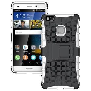 Outdoor odolný kryt na Huawei P9 Lite - bílý - 1