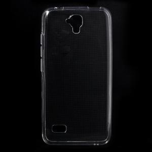 Ultratenký slim gelový obal na Huawei Y5 a Y560 - transparentní - 1