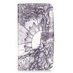 Knížkové pouzdro na mobil Huawei Y6 Pro - kresba - 1/6