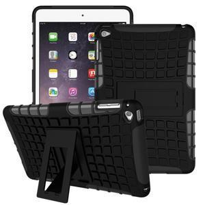 Outdoor odolný obal pre tablet iPad mini 4 - čierne - 1