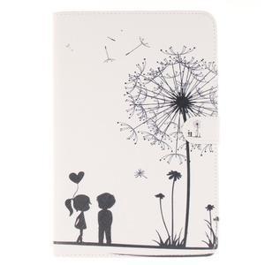 Standy puzdro pre tablet iPad mini 4 - láska - 1