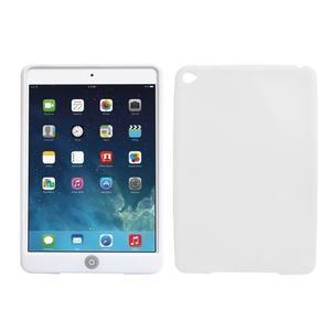 Silikonové pouzdro na tablet iPad mini 4 - bílé - 1