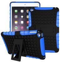 Outdoor odolný obal na tablet iPad mini 4 - modrý - 1/3