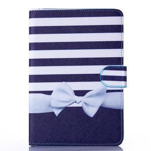 Knížkové puzdro pre tablet iPad mini 4 - mašlička - 1