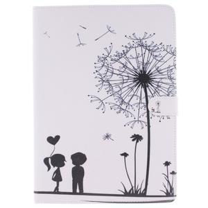 Knížkové puzdro pre tablet iPad Pro 9.7 - láska - 1