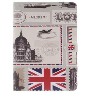 Knížkové puzdro pre tablet iPad Pro 9.7 - United Kingdom - 1