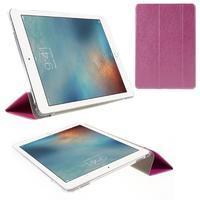 Trifold polohovatelné pouzdro na tablet iPad Pro 9.7 - rose - 1/7