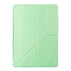 Extra origami polohovateľné puzdro pre iPad Pro 9.7 - zelené - 1