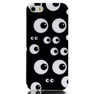 Gelový obal na mobil iPhone SE / 5s / 5 - kukuč - 1