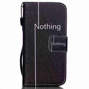 Peňaženkové puzdro pre mobil iPhone SE / 5s / 5 - nothing - 1
