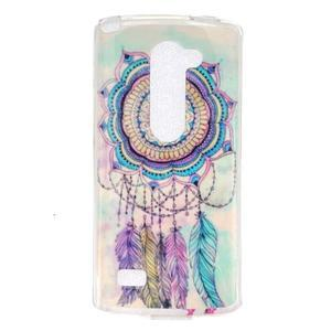 Jelly gelový obal na mobil LG Leon - lapač snů - 1