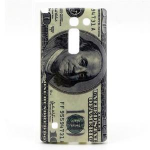 Gélový kryt na mobil LG Spirit - bankovka - 1
