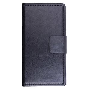 GT peňaženkové puzdro na Lenovo A5000 - čierné - 1