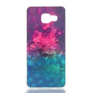 Softys gelový obal na mobil Samsung Galaxy A3 (2016) - dream - 1