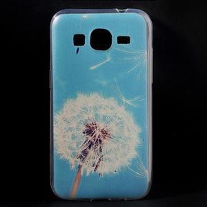 Ultratenký slim obal pre Samsung Galaxy Core Prime - púpava - 1