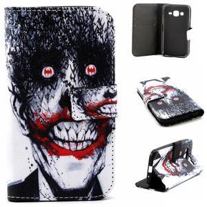 Puzdro pre mobil Samsung Galaxy Core Prime - monstrum - 1