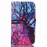 Emotive peňaženkové puzdro pre Samsung Galaxy Core Prime - strom - 1/6
