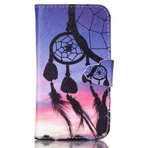 Emotive peňaženkové puzdro pre Samsung Galaxy Core Prime - lapač snov - 1