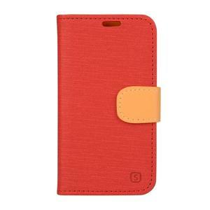 Covers puzdro pre mobil Samsung Galaxy Core Prime - červené - 1