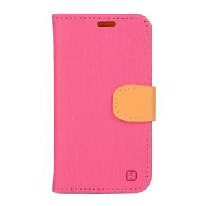 Covers pouzdro na mobil Samsung Galaxy Core Prime - rose - 1