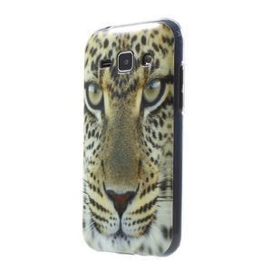Gélový kryt na Samsung Galaxy J1 - leopard - 1