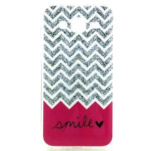Imda gelový obal na mobil Samsung Galaxy J5 - smile - 1