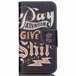 Emotive puzdro pre mobil Samsung Galaxy J5 - attention - 1/6