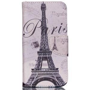 Emotive pouzdro na mobil Samsung Galaxy J5 - Eiffelova věž - 1