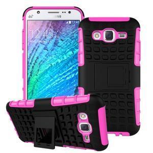 Outdoor kryt na mobil Samsung Galaxy J5 - rose - 1