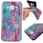 Jelly gelový obal na mobil Samsung Galaxy J5 - mandala - 1/6