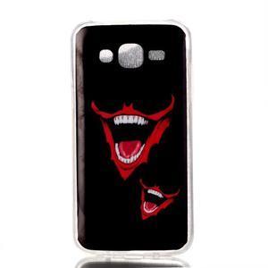 Softy gelový obal na mobil Samsung Galaxy J5 - monstrum - 1