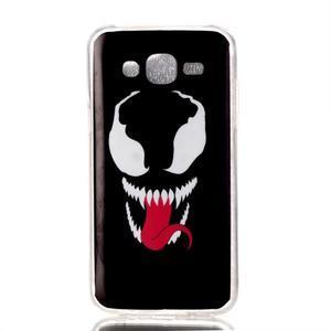 Softy gelový obal na mobil Samsung Galaxy J5 - monster - 1
