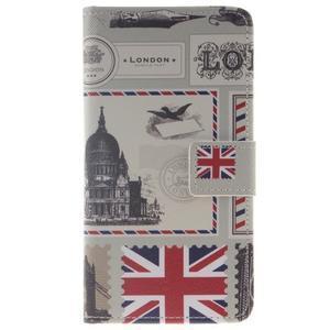 Style peněženkové pouzdro na Samsung Galaxy J5 (2016) - United Kingdom - 1