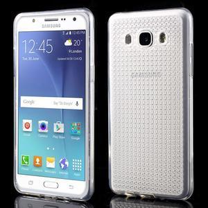 Diamnods gelový obal mobil na Samsung Galaxy J5 (2016) - transparentní - 1