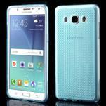 Diamnods gelový obal mobil na Samsung Galaxy J5 (2016) - modrý - 1/5