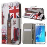 Nice peněženkové pouzdro pro Samsung Galaxy J5 (2016) - United Kingdom - 1/7