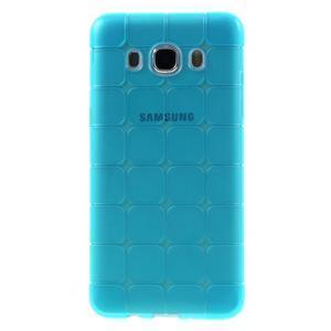 Cube gelový obal na Samsung Galaxy J5 (2016) - modrý - 1