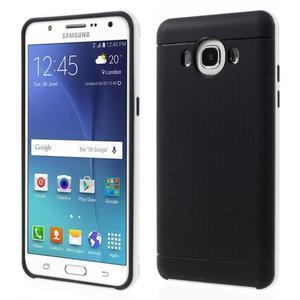 Hybridní obal 2v1 na mobil Samsung Galaxy J5 (2016) - bílý - 1